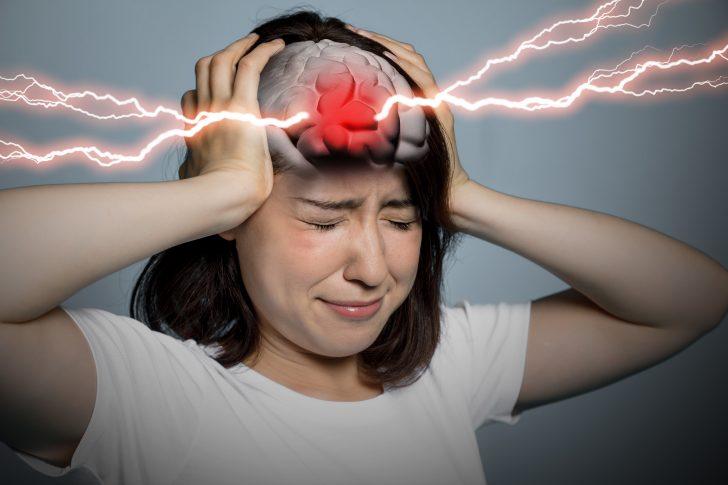 生理前の頭痛に漢方の五苓散が効く