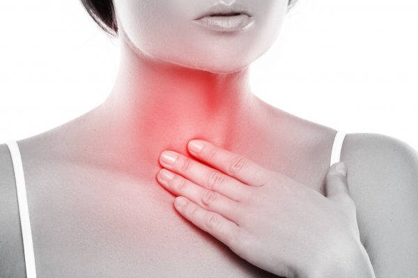 授乳中の喉の痛みには漢方トローチが効く